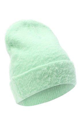 Мужская шапка из шерсти и кашемира ACNE STUDIOS светло-зеленого цвета, арт. C40111/M | Фото 1
