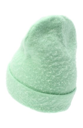 Мужская шапка из шерсти и кашемира ACNE STUDIOS светло-зеленого цвета, арт. C40111/M | Фото 2