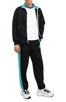Мужская толстовка ACNE STUDIOS черного цвета, арт. CI0042/M | Фото 2