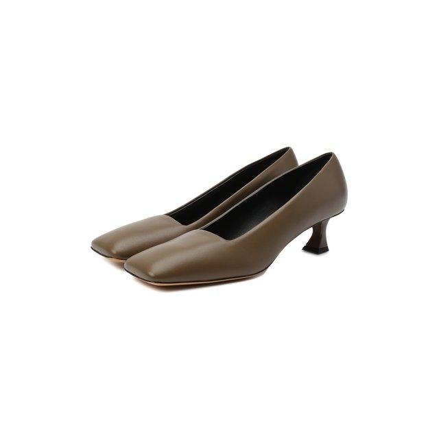 Кожаные туфли Square Toe Proenza Schouler