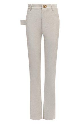 Женские джинсы BOTTEGA VENETA бежевого цвета, арт. 636899/V08Y0 | Фото 1