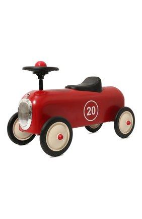 Детского детская машинка racer BAGHERA красного цвета, арт. 815 | Фото 1