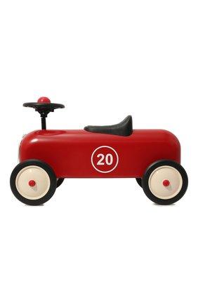 Детского детская машинка racer BAGHERA красного цвета, арт. 815 | Фото 2