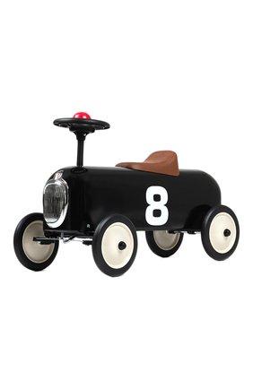 Детского детская машинка racer BAGHERA черного цвета, арт. 816 | Фото 1