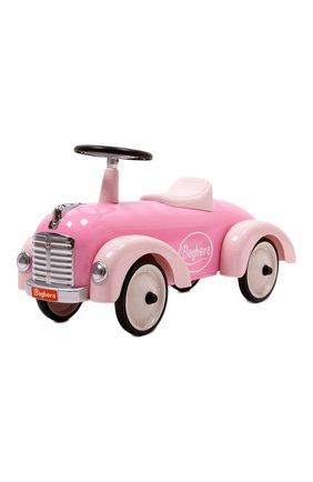 Детского детская машинка speedster BAGHERA розового цвета, арт. 882 | Фото 1