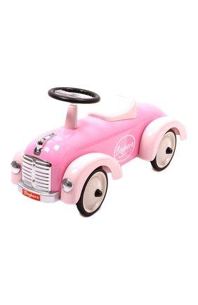 Детского детская машинка speedster BAGHERA розового цвета, арт. 882 | Фото 2