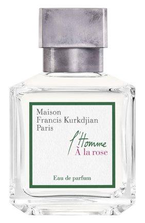 Парфюмерная вода L'Homme A La Rose | Фото №1