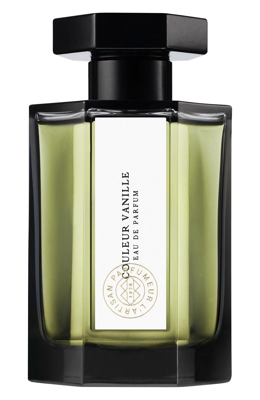 Женский парфюмерная вода couleur vanille L'ARTISAN PARFUMEUR бесцветного цвета, арт. 3660463006208 | Фото 1