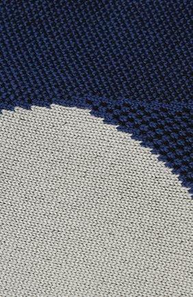 Мужские носки ERMENEGILDO ZEGNA синего цвета, арт. N5V023600 | Фото 2