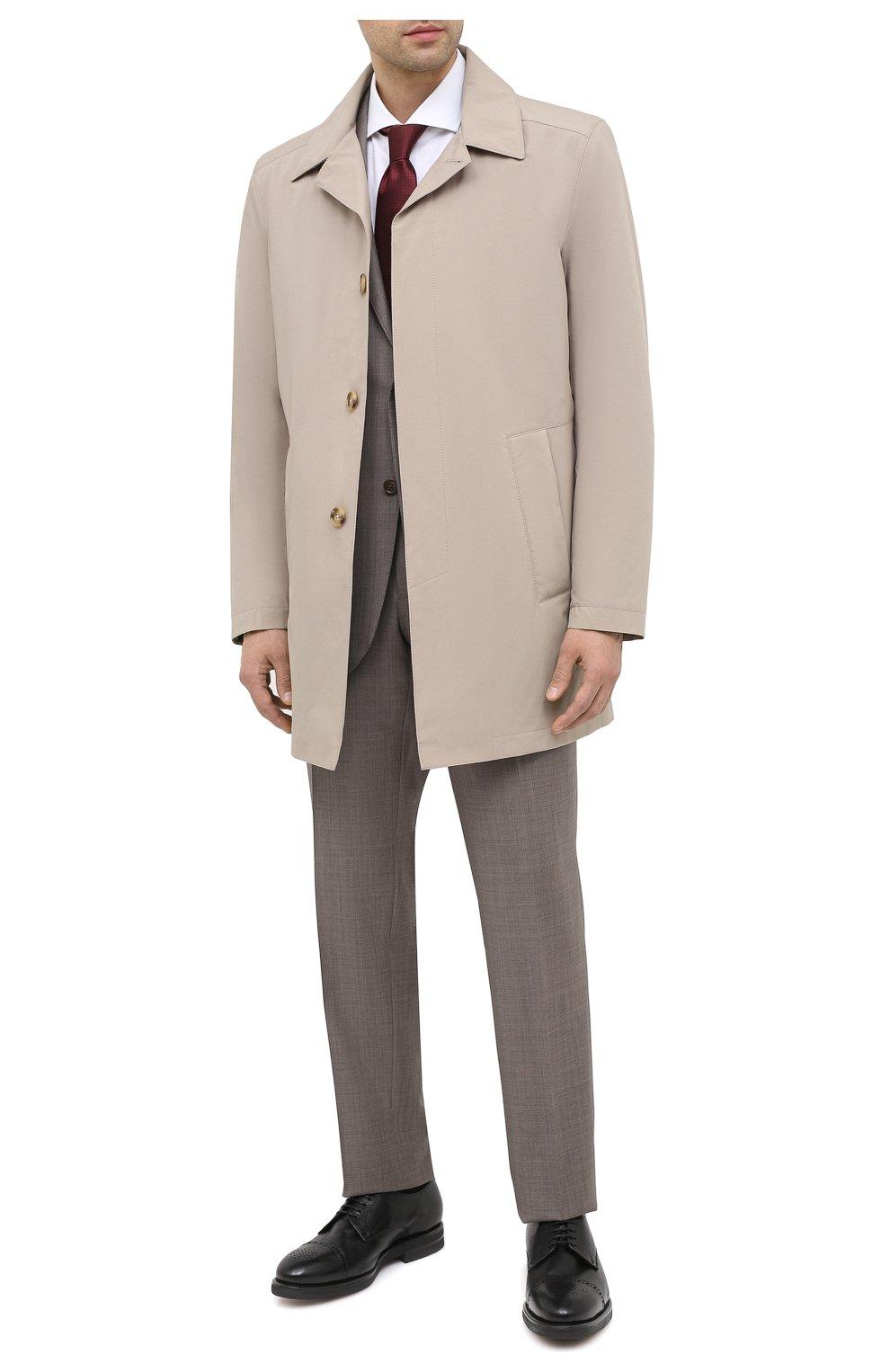 Мужские кожаные дерби H`D`S`N BARACCO черного цвета, арт. 80213.M.2* | Фото 2