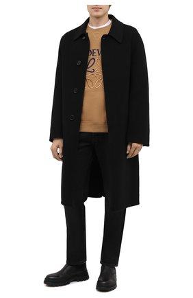 Мужские кожаные челси H`D`S`N BARACCO черного цвета, арт. 80505.NN.0* | Фото 2