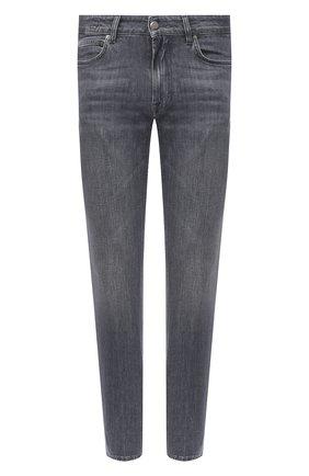Мужские джинсы DON THE FULLER серого цвета, арт. DHW0/BRIST0L/DTF/77GR | Фото 1
