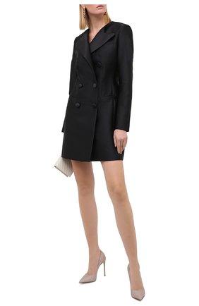 Женские текстильные туфли deco eva LE SILLA светло-коричневого цвета, арт. 2101M100R1PPFES   Фото 2