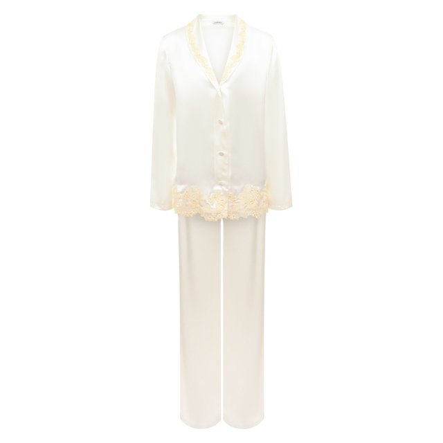 Шелковая пижама La Perla