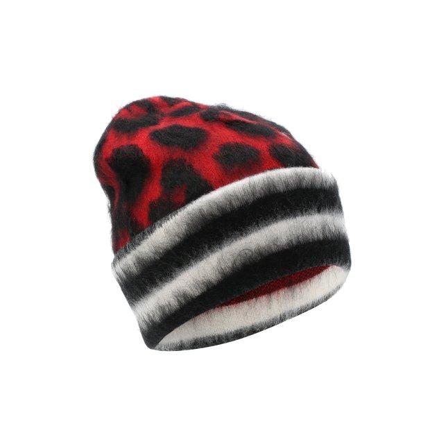 Шерстяная шапка N21