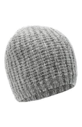 Женский шапка BOSS серого цвета, арт. 50436504 | Фото 1