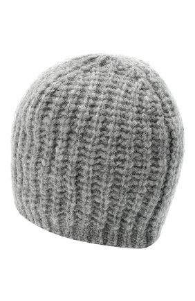 Женский шапка BOSS серого цвета, арт. 50436504 | Фото 2
