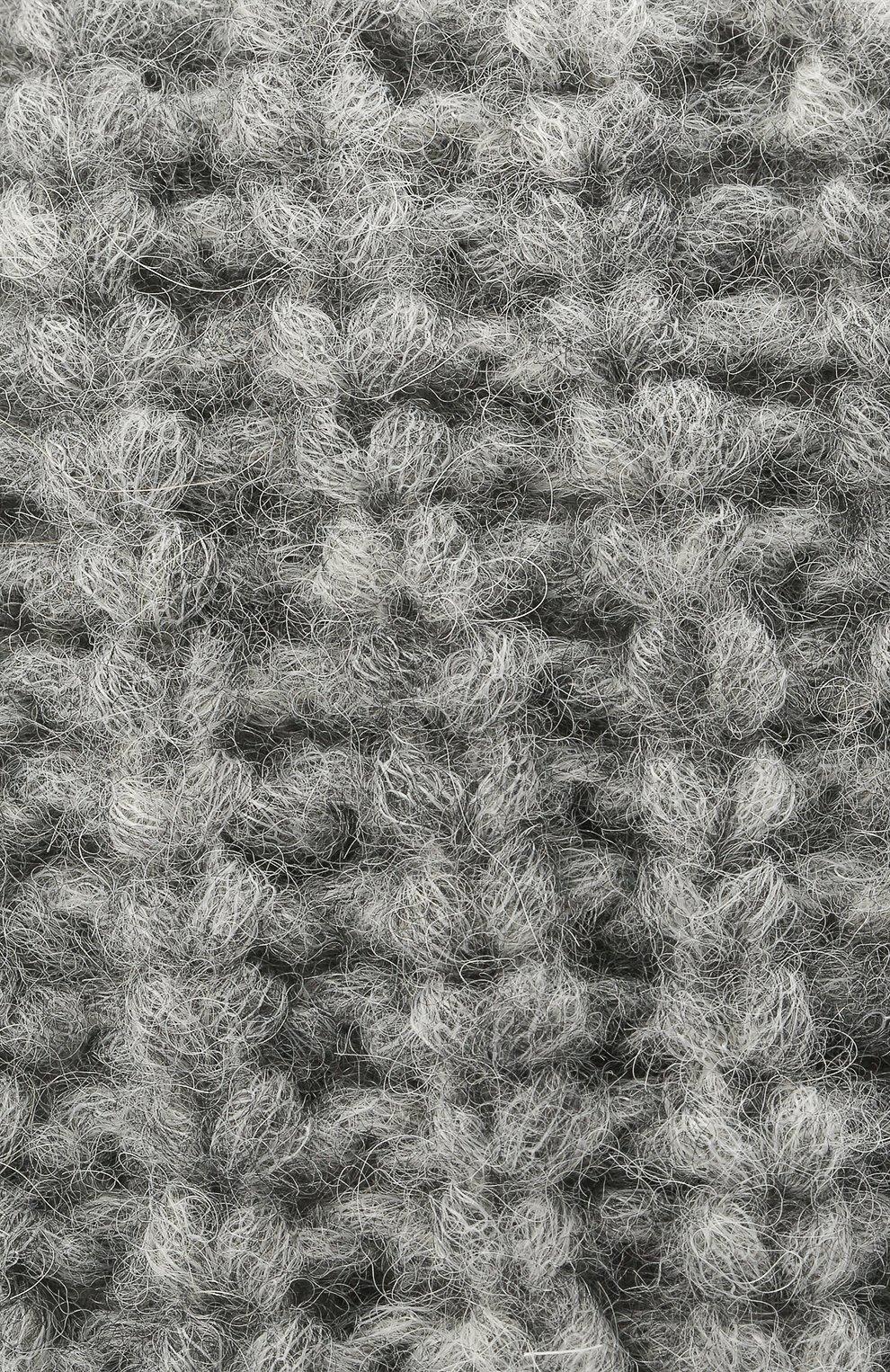 Женская шапка BOSS серого цвета, арт. 50436504 | Фото 3