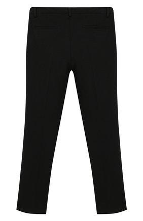 Детские брюки PAOLO PECORA MILANO черного цвета, арт. PP2448Z/14A-16A | Фото 2