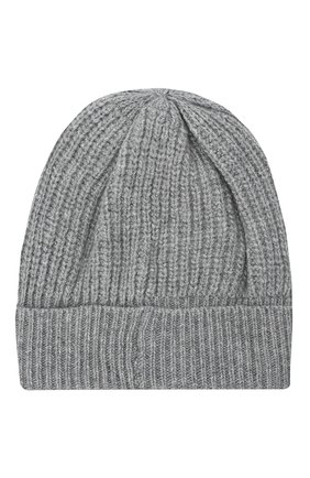 Детского шапка SIMONETTA серого цвета, арт. 1N0097/NE290 | Фото 2