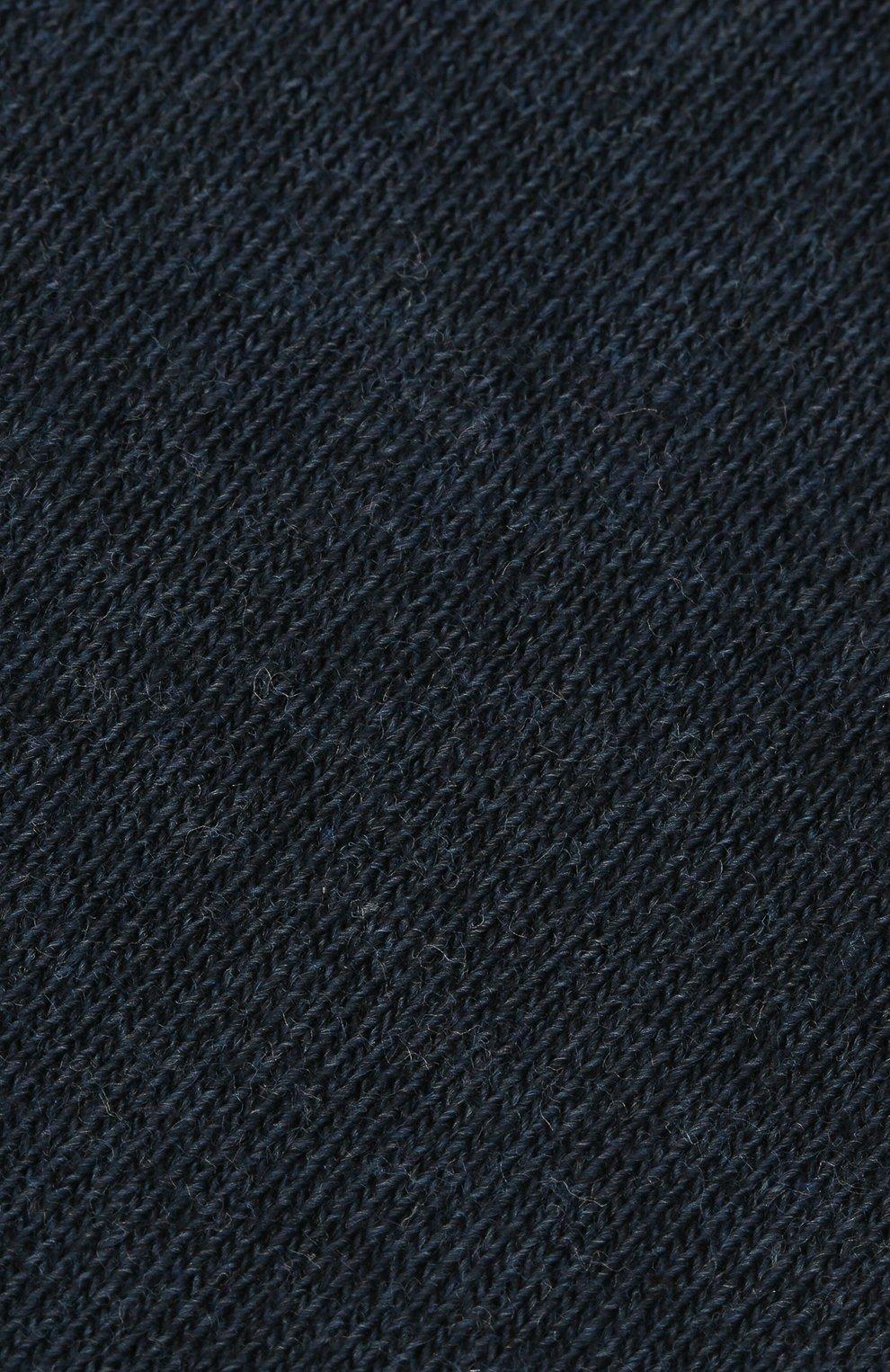 Детские колготки FALKE синего цвета, арт. 13645.   Фото 2 (Материал: Текстиль, Хлопок)