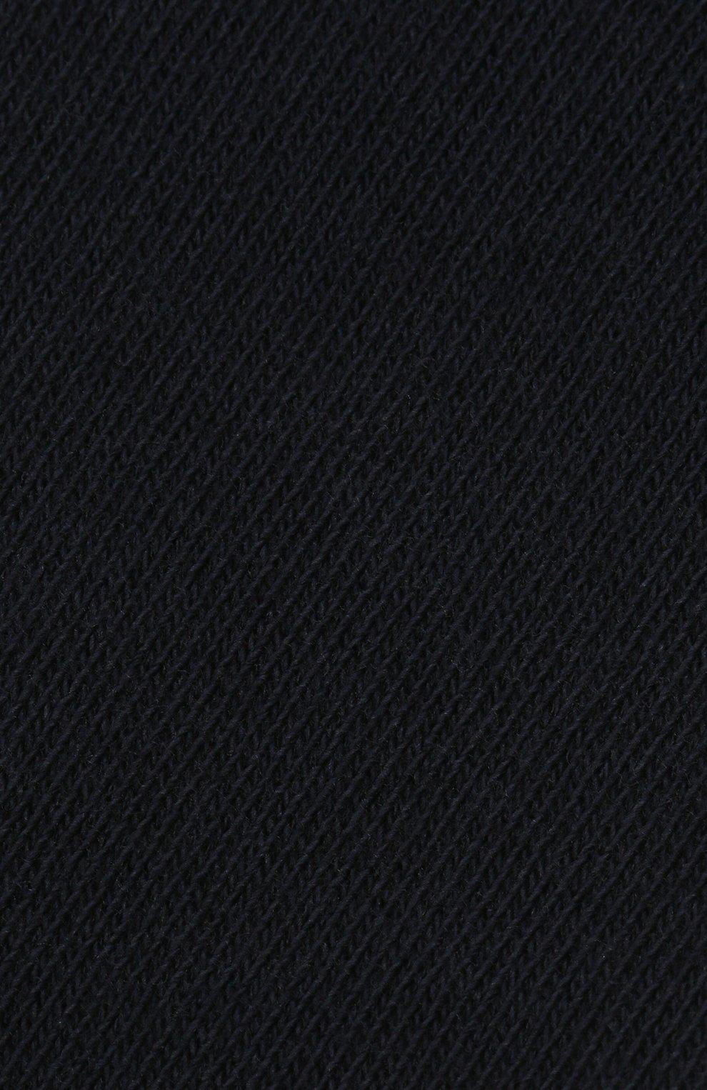 Детские колготки FALKE темно-синего цвета, арт. 13645. | Фото 2 (Материал: Текстиль, Хлопок)