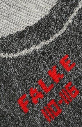 Детские колготки FALKE светло-серого цвета, арт. 13898. | Фото 2