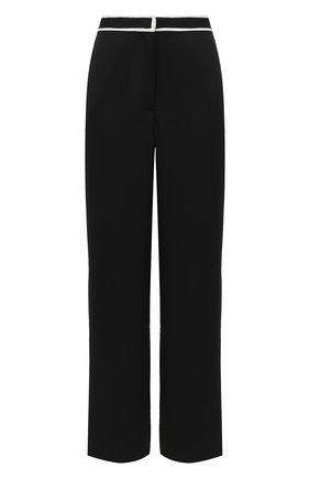 Женские брюки PROENZA SCHOULER WHITE LABEL черного цвета, арт. WL2036016-BY169 | Фото 1