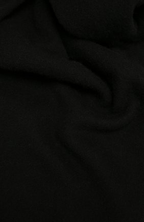 Мужской шерстяной шарф ACNE STUDIOS черного цвета, арт. CA0086/M | Фото 2
