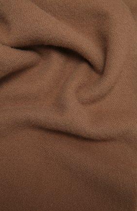 Мужской шерстяной шарф ACNE STUDIOS бежевого цвета, арт. CA0086/M | Фото 2