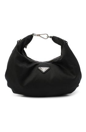 Женская сумка prada re edition bag PRADA черного цвета, арт. 1BH172-064-F0002-OOO   Фото 1