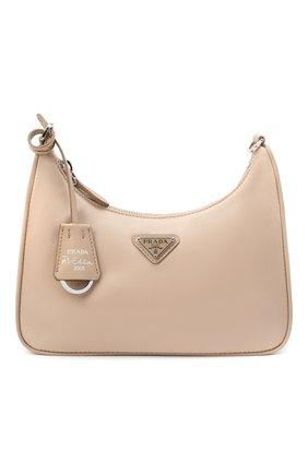 Женская сумка prada re edition bag PRADA бежевого цвета, арт. 1BH204-064-F0770-V1L | Фото 2