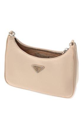 Женская сумка prada re edition bag PRADA бежевого цвета, арт. 1BH204-064-F0770-V1L | Фото 5