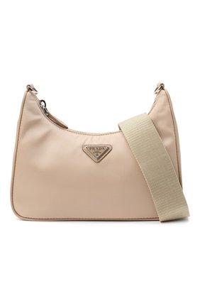 Женская сумка prada re edition bag PRADA бежевого цвета, арт. 1BH204-064-F0770-V1L | Фото 8