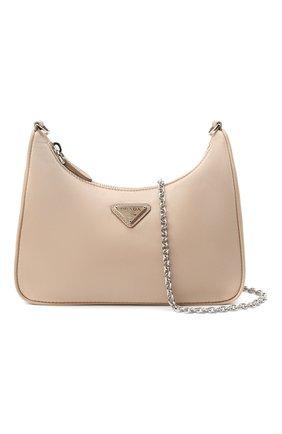 Женская сумка prada re edition bag PRADA бежевого цвета, арт. 1BH204-064-F0770-V1L | Фото 9