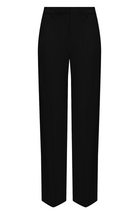 Женские брюки THEORY черного цвета, арт. K0509210 | Фото 1