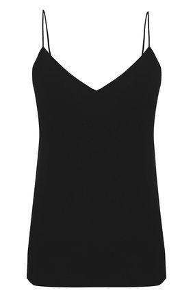 Женский топ THEORY черного цвета, арт. K0509512 | Фото 1
