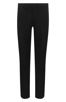 Мужской брюки KAZUYUKI KUMAGAI черного цвета, арт. AP03-231 | Фото 1