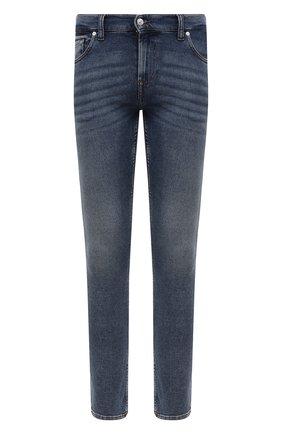 Мужские джинсы 7 FOR ALL MANKIND синего цвета, арт. JSD4A910DF | Фото 1
