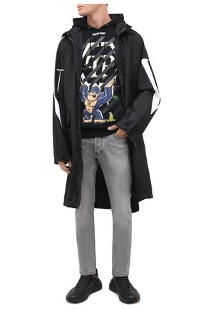 Мужские джинсы PHILIPP PLEIN светло-серого цвета, арт. F20C MDT2284 PDE004N | Фото 2