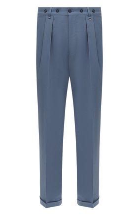 Мужской брюки AMBUSH темно-серого цвета, арт. BMCA002F20FAB001 | Фото 1