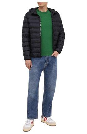 Мужская утепленная куртка GIVENCHY черного цвета, арт. BM00KN12Y4 | Фото 2