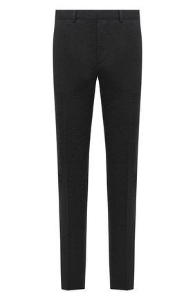 Мужской шерстяные брюки GIVENCHY серого цвета, арт. BM50KQ30HT | Фото 1