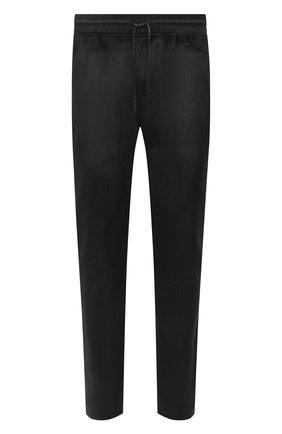 Мужской брюки RTA черного цвета, арт. MF0555-0135BKWA | Фото 1