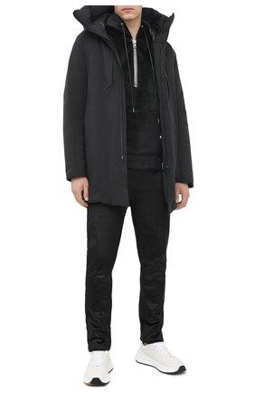 Мужской брюки RTA черного цвета, арт. MF0555-0135BKWA | Фото 2