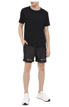 Мужские шорты RTA черного цвета, арт. MF0580-3023BKCH | Фото 2