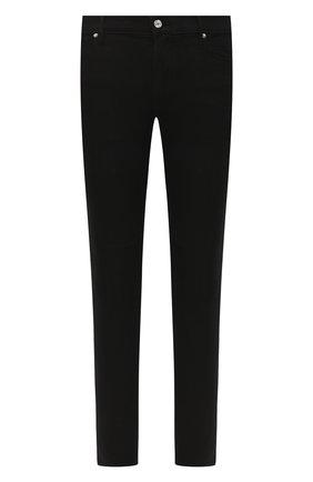 Мужские джинсы RTA черного цвета, арт. MF0AC-1060RINSE | Фото 1