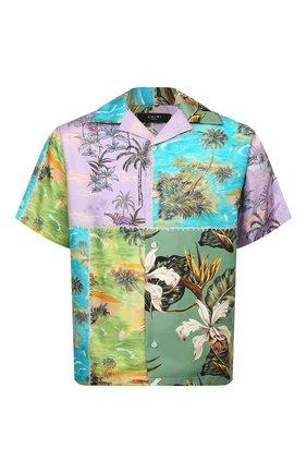 Мужская шелковая рубашка AMIRI разноцветного цвета, арт. F0M06188SE | Фото 1