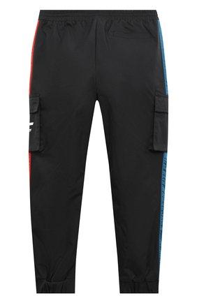 Детские брюки STELLA MCCARTNEY черного цвета, арт. 601444/SPK32 | Фото 2
