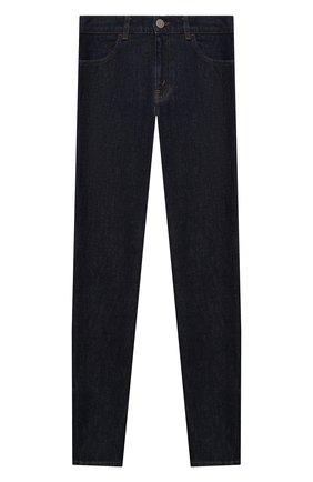 Детские джинсы GUCCI темно-синего цвета, арт. 431161/XDBEL | Фото 1